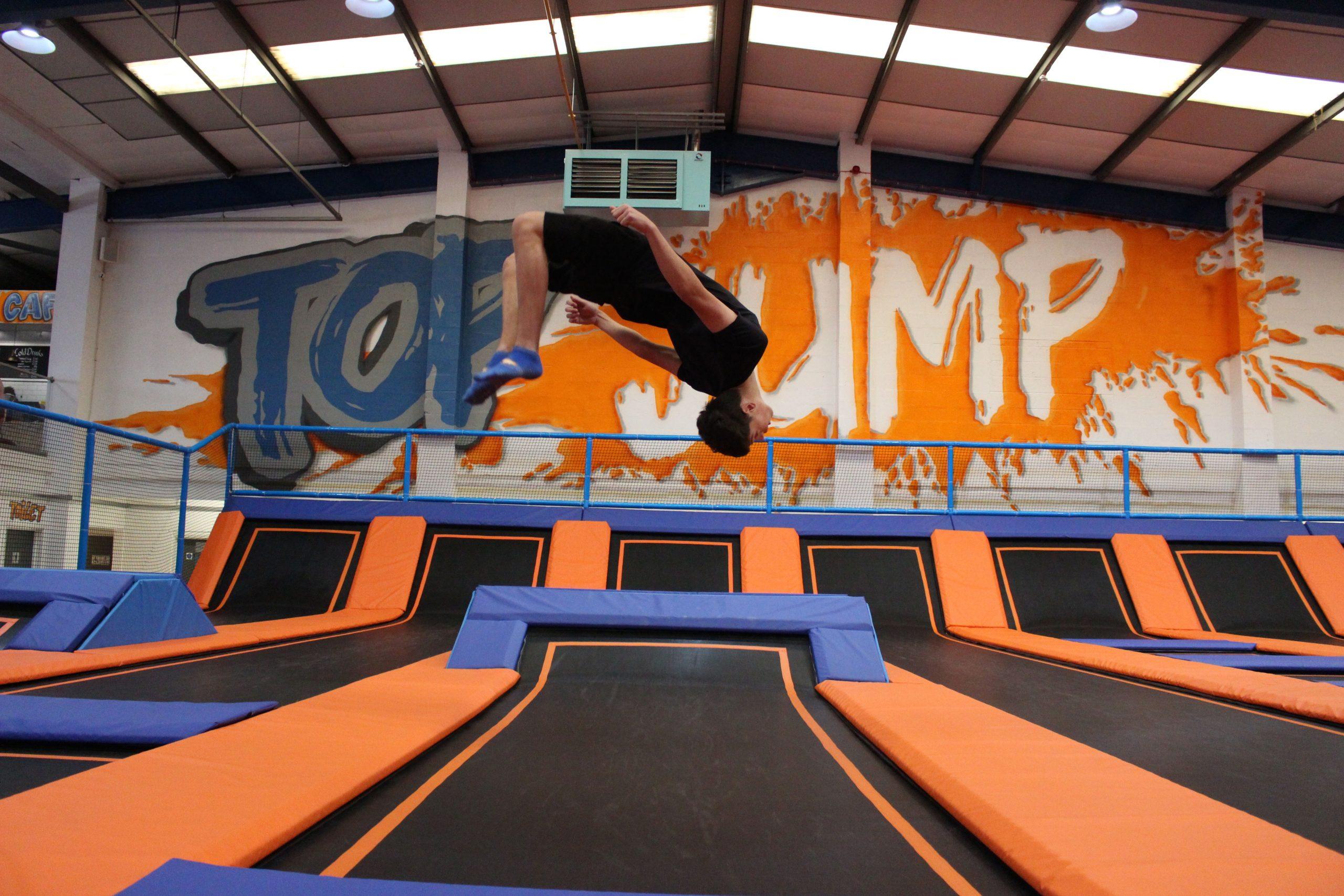 Take a bounce in Milton Keynes Image