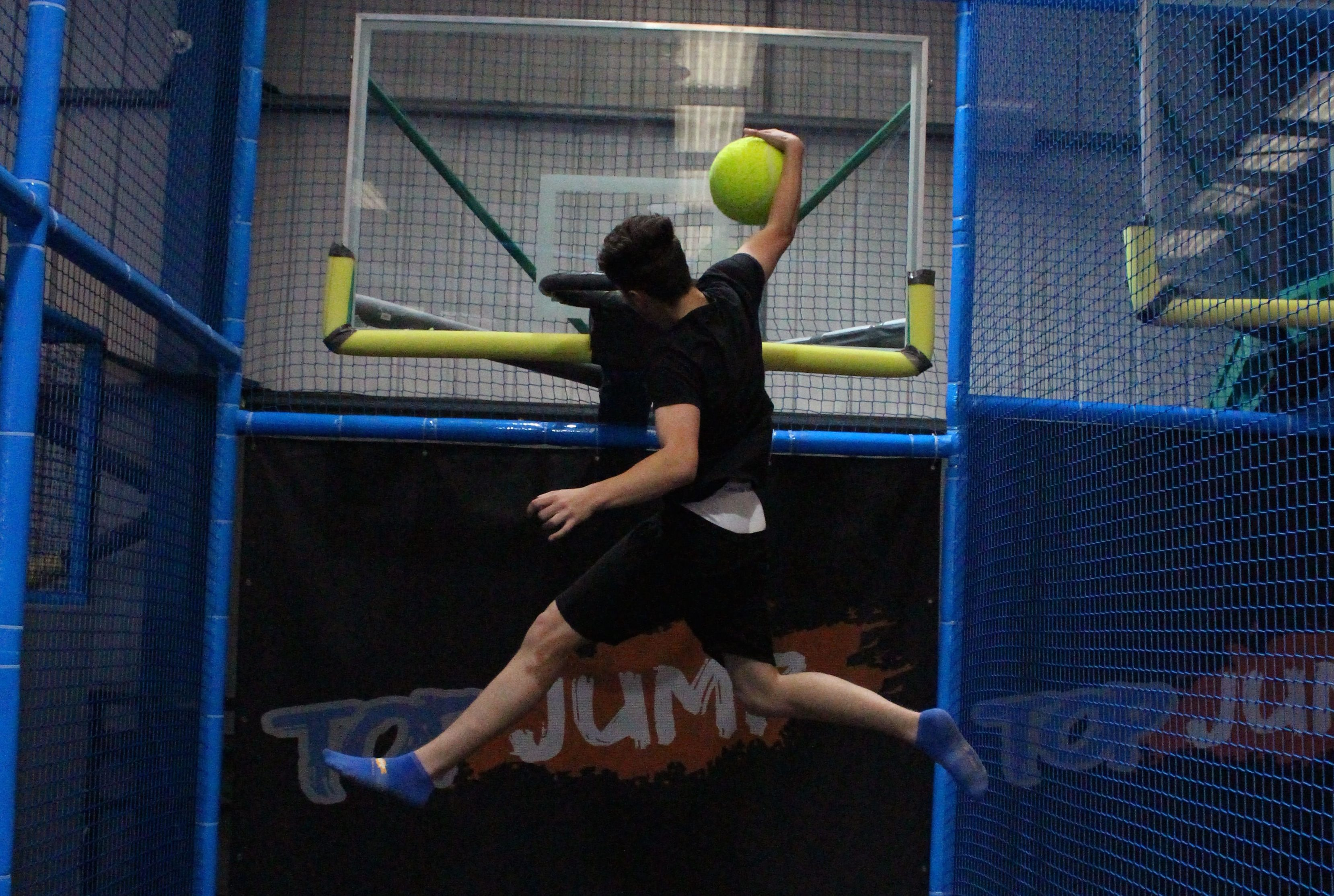 Forget Xscape and get down and defy gravity at Top Jump, Milton Keynes. Thumbnail