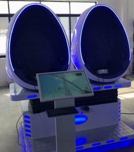 Virtual Reality Pods at Top VR Milton Keynes